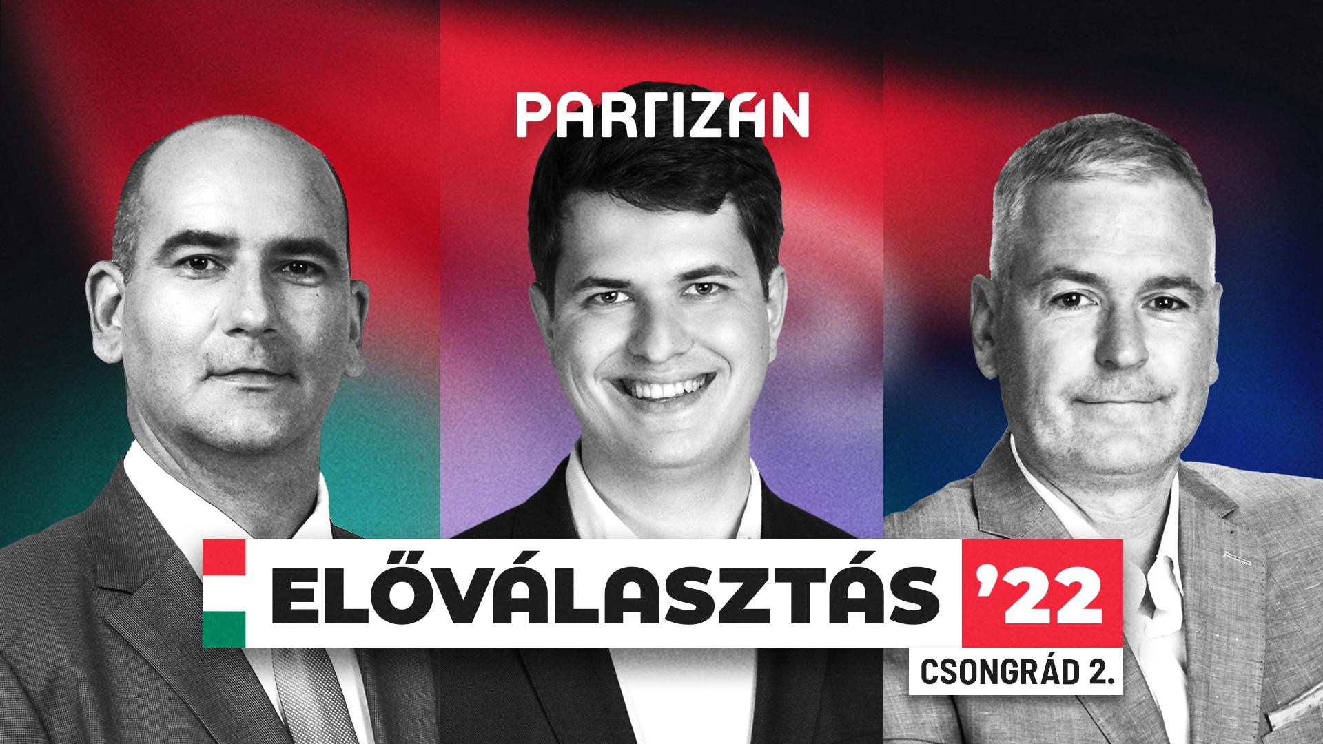 Ex-fajvédő jobbikos is indul az előválasztáson a Szegedet és a Homokhátságot magába foglaló választókerületben - vita élőben!