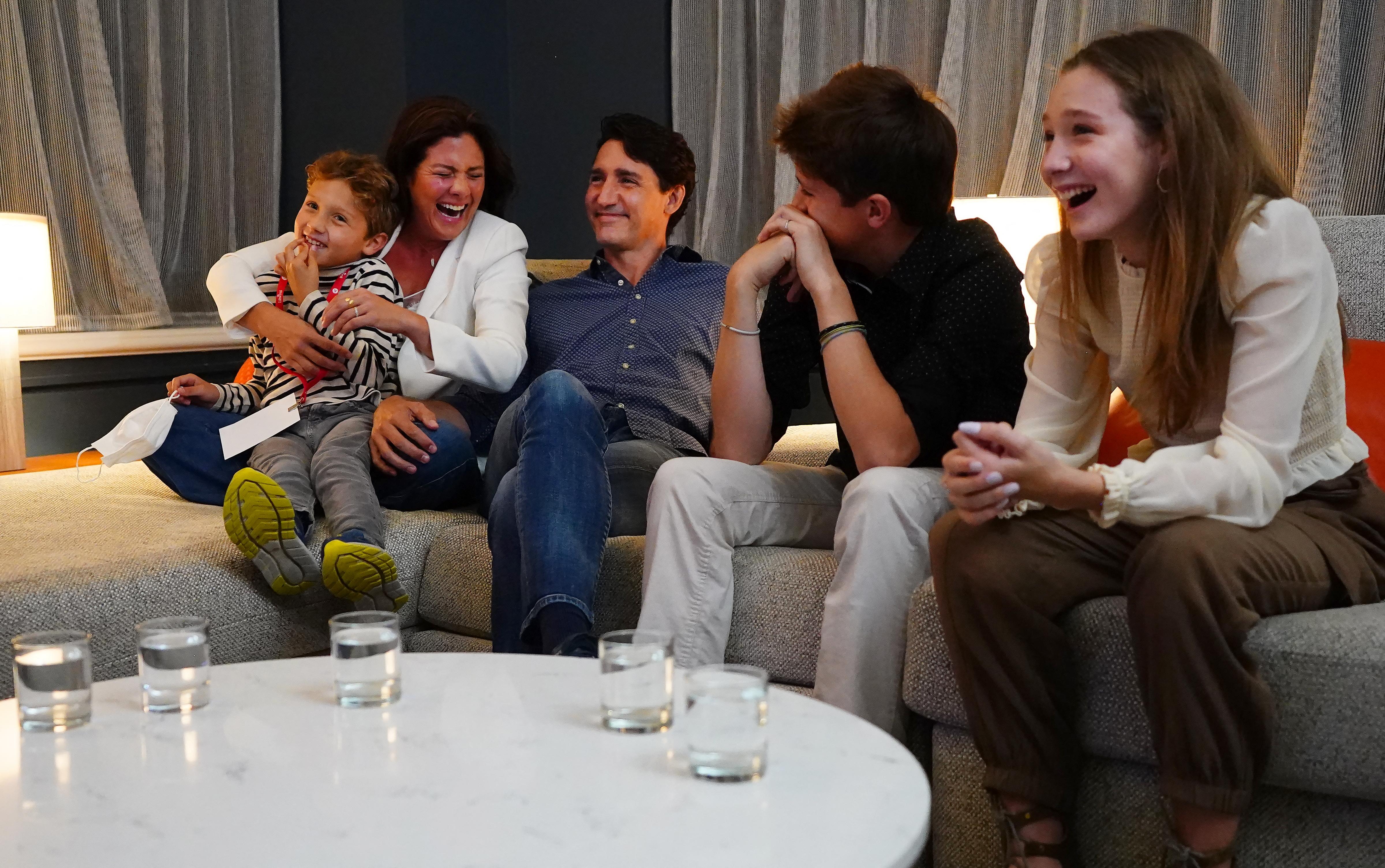 Úgy néz ki, Kanadában megint Trudeau alakít kormányt