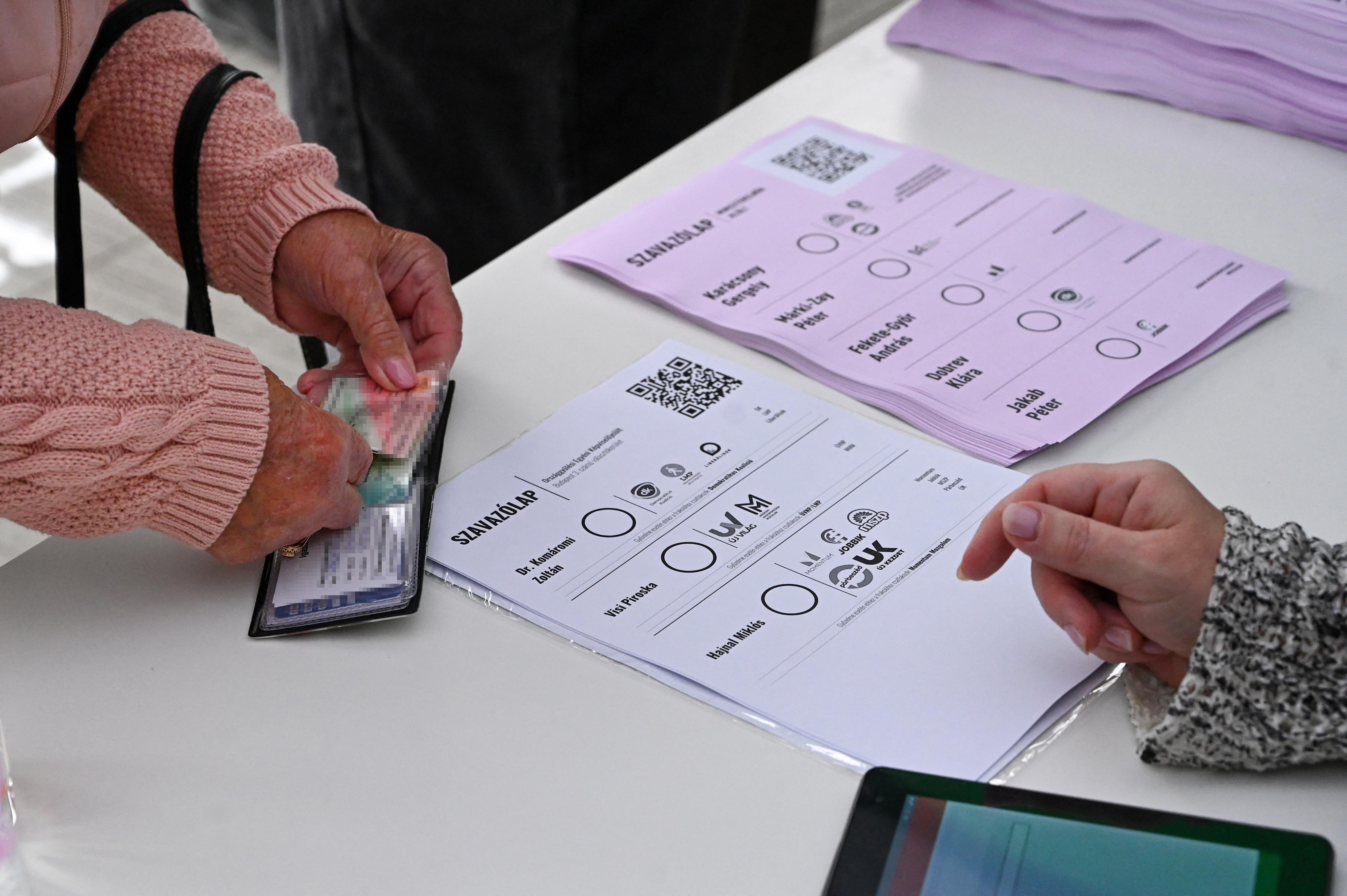 67 ezren szavaztak hétfőn az előválasztáson