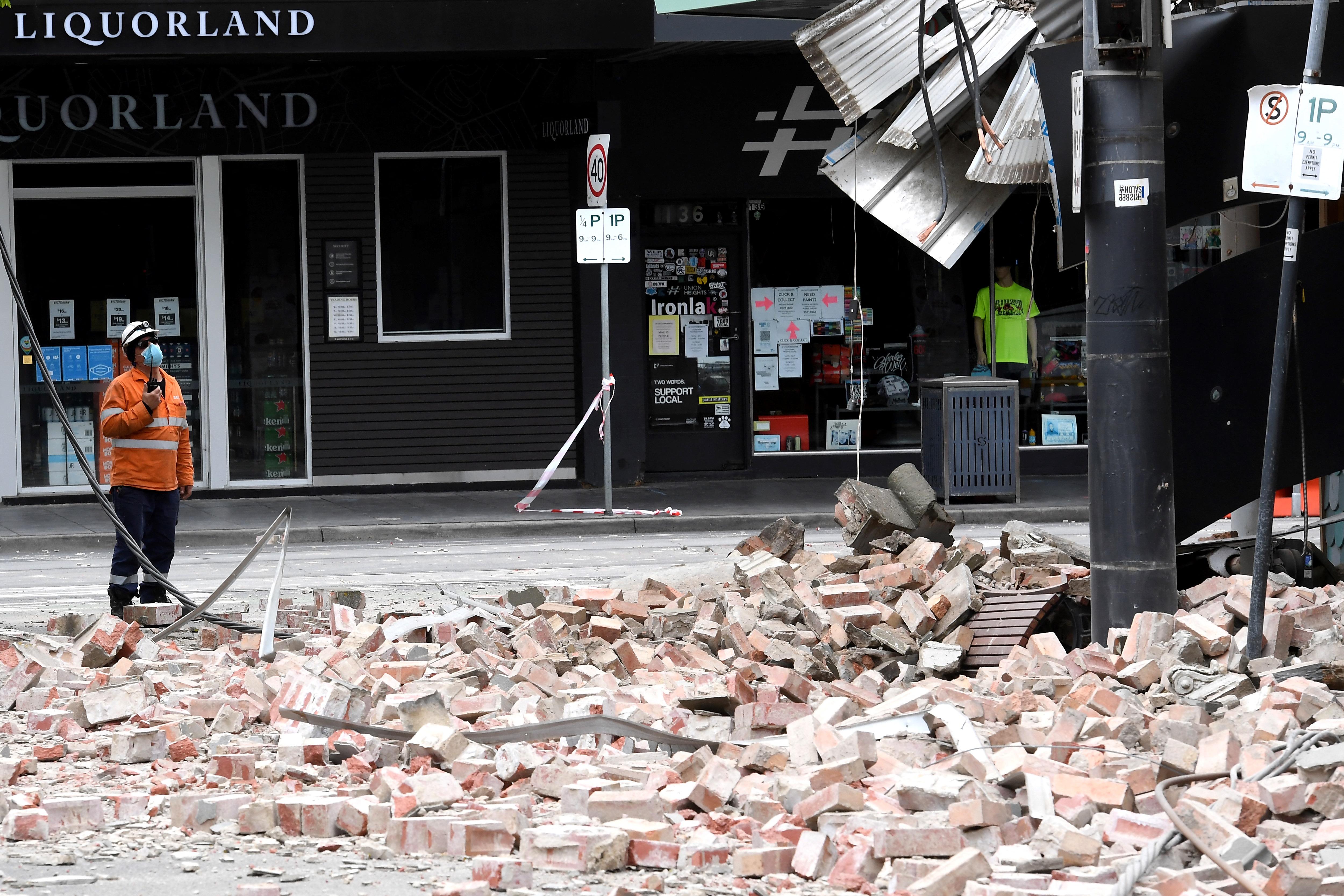 5.8-as magnitúdójú földrengés volt Ausztráliában