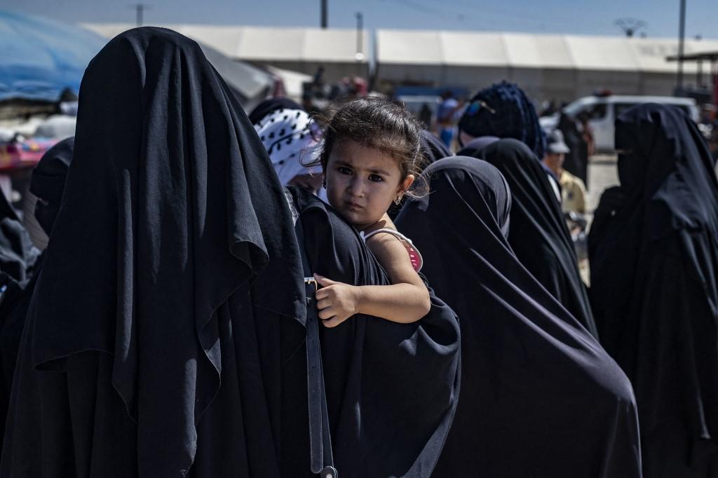 Hetente átlagosan két gyerek hal meg az Iszlám Állam családtagjainak táborában