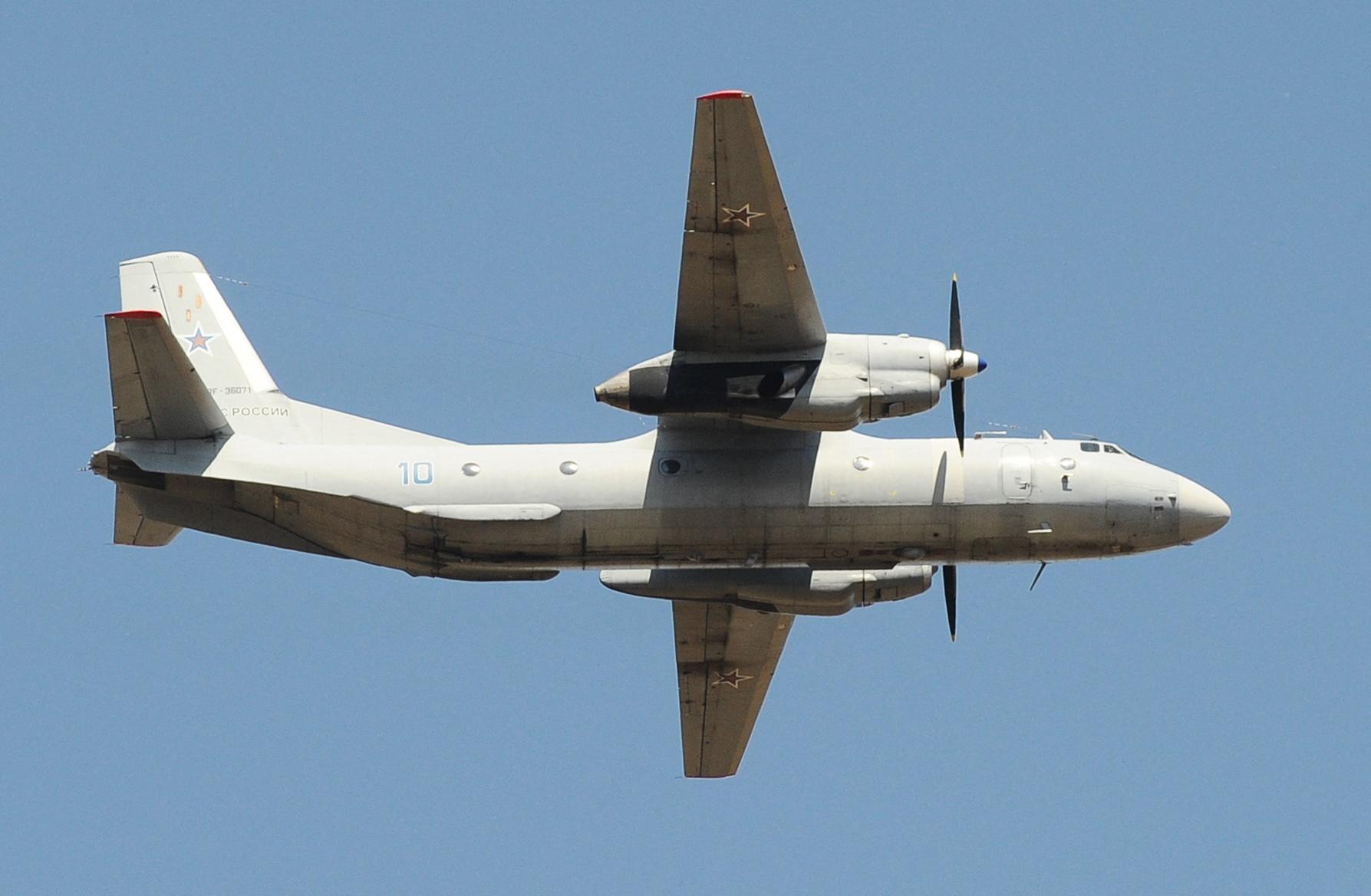 Egy sítábor közelében zuhant le az eltűnt orosz repülőgép