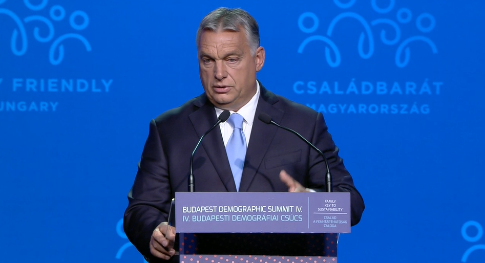 Orbán: Mi be vagyunk oltva a woke-vírus ellen