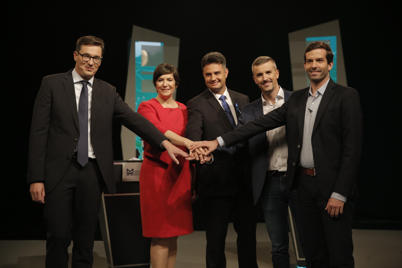Itt a második miniszterelnök-jelölti vita