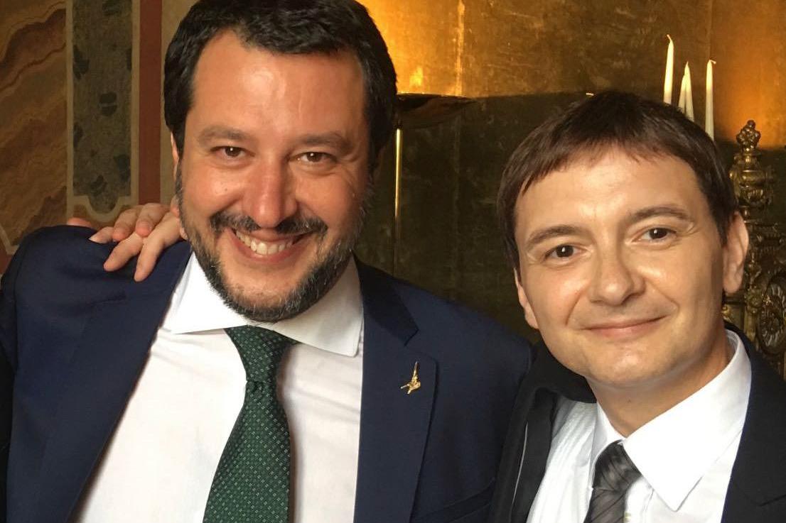 Hatalmasat bukott az ember, aki felépítette Salvinit