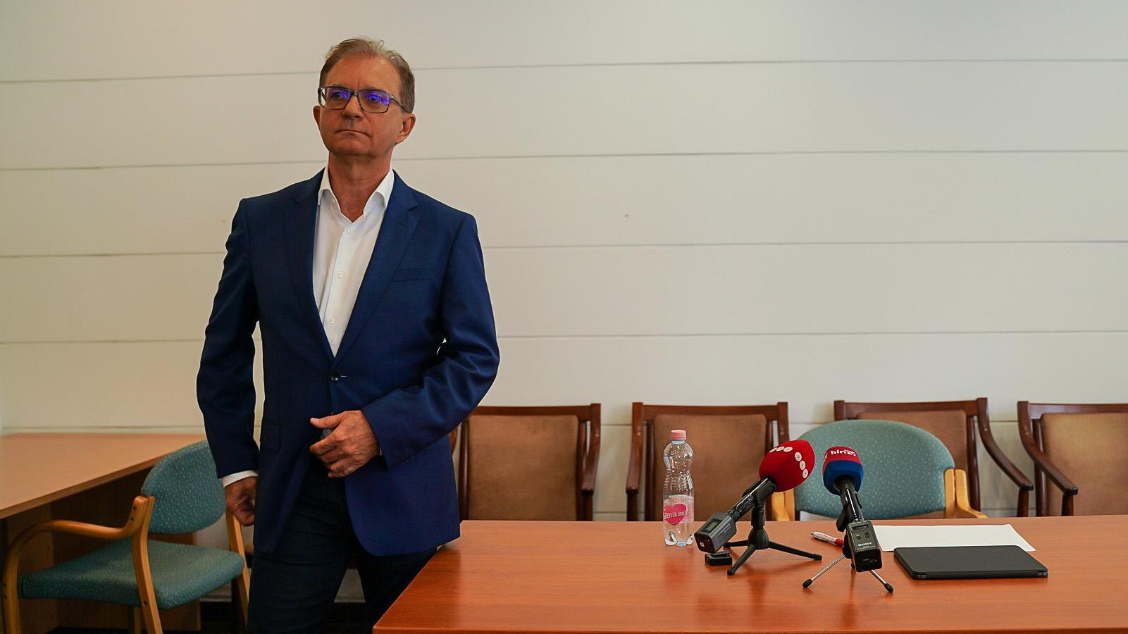 Jobban megérte már elengedni - Tóth Csaba utolsó napjai a kampányban