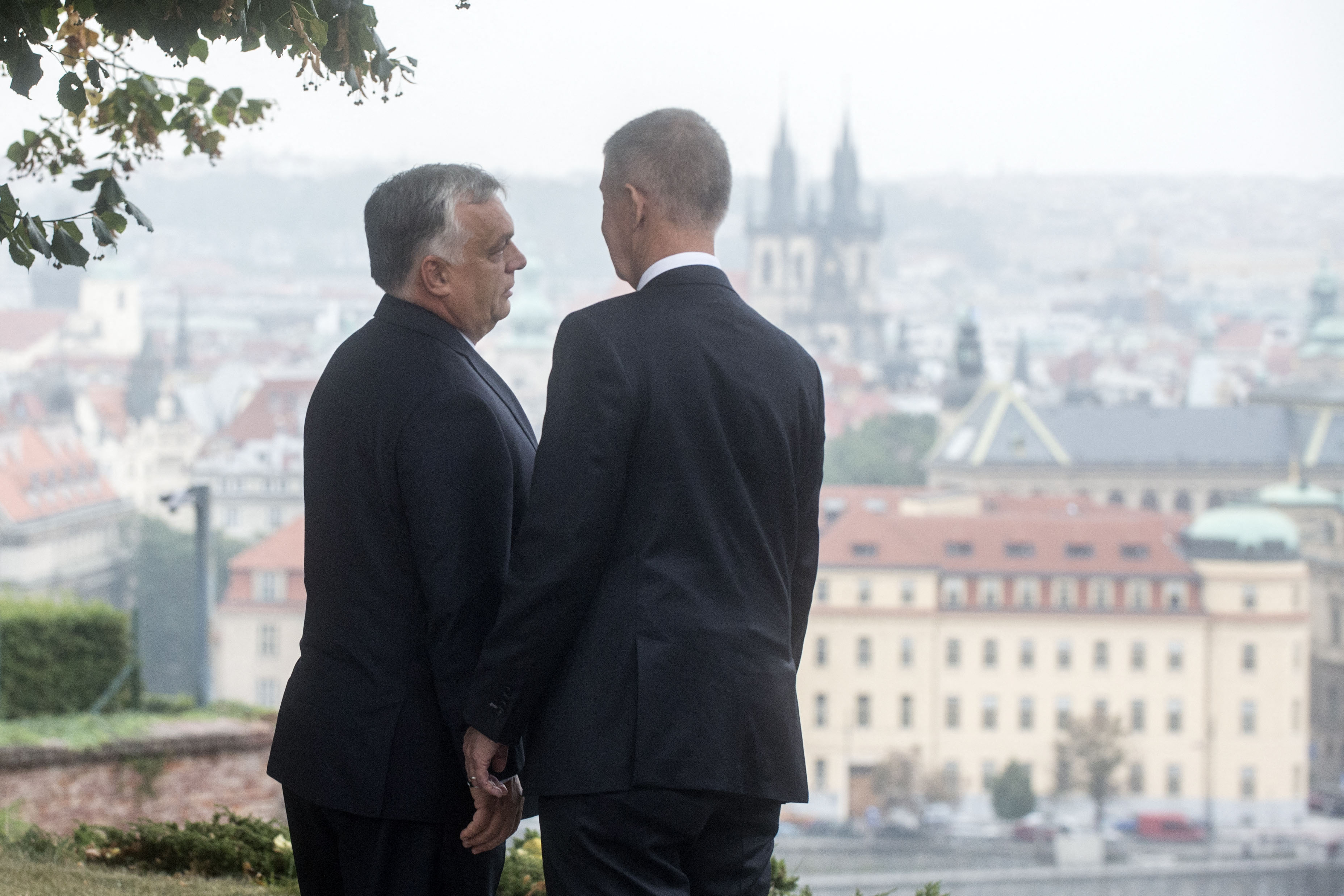 Orbán néhány napja azt mondta, irigyli. Ma már biztos nem