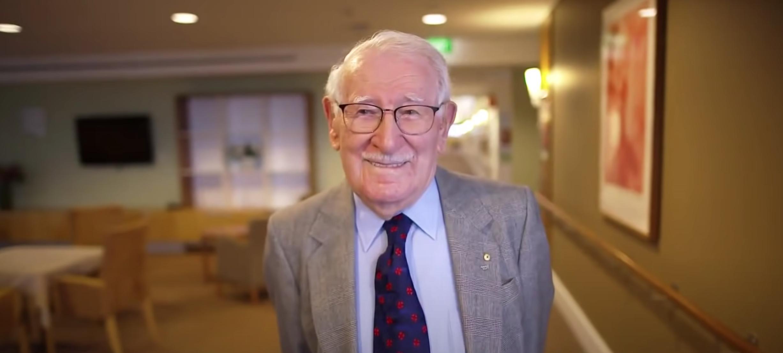 """101 éves korában meghalt Eddie Jaku, holokauszttúlélő, a """"legboldogabb ember a Földön"""""""