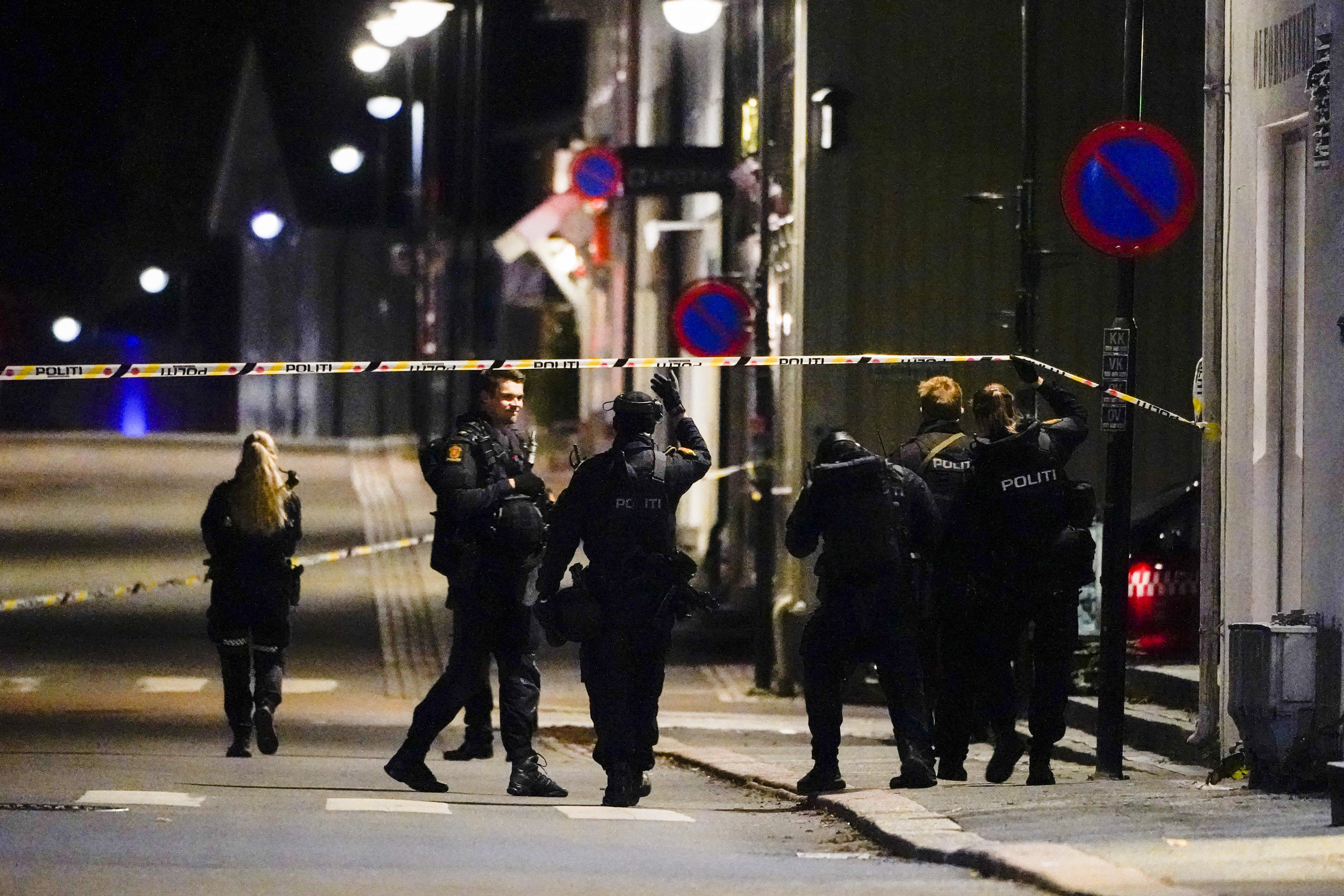 Íjjal ölt és sebesített meg több embert egy merénylő Norvégiában